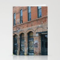 The Art of the Street Stationery Cards