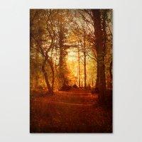 Quiet Space. Canvas Print