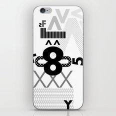 FUTURA iPhone & iPod Skin