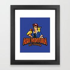 Ash Ventura Framed Art Print