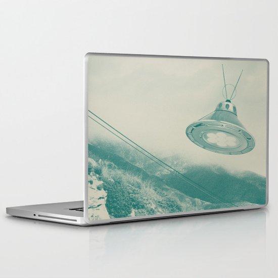 UFO II Laptop & iPad Skin