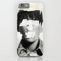 iPhone Cases featuring Faceless | number 02 by FAMOUS WHEN DEAD