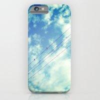 iPhone & iPod Case featuring Charging by Karolis Butenas