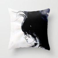 fell 248 Throw Pillow