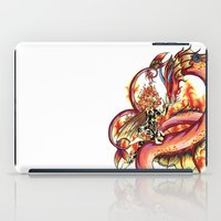 Elemental Series - Fire iPad Case