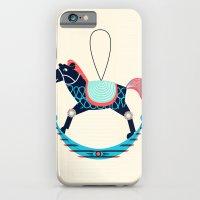 Rocking Horse iPhone 6 Slim Case
