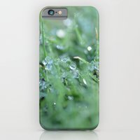 iPhone & iPod Case featuring Morning Glitter by Purdypowny