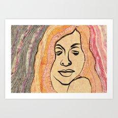 154. Art Print