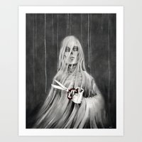 La Mort / Death Art Print