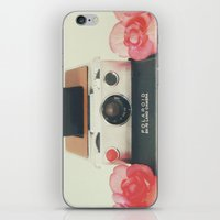 Polaroid Memories iPhone & iPod Skin