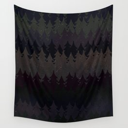 Wall Tapestry - The secret forest at night - Better HOME