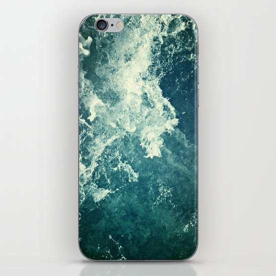 Water III iPhone & iPod Skin