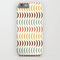 iPhone & iPod Case featuring Good Vibratons [Waves] by Veronica Galbraith