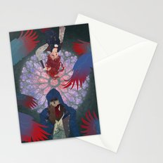 The Golden Age is Over Stationery Cards