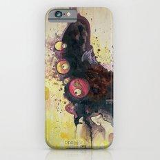 methy megadrive badgirl iPhone 6s Slim Case