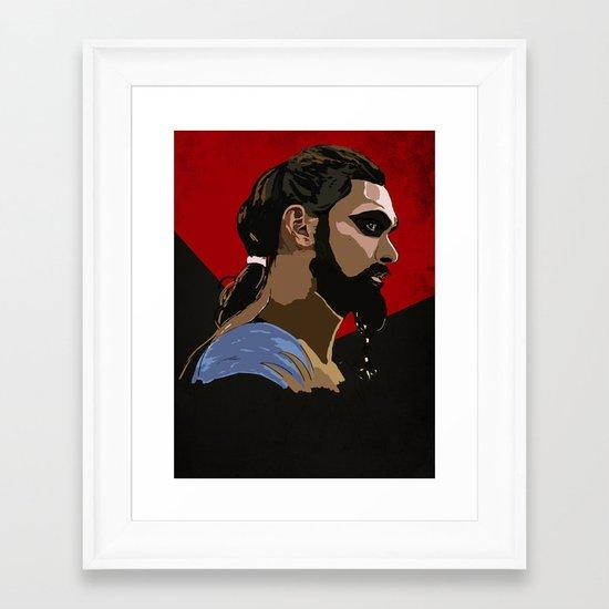 Kahl  Framed Art Print