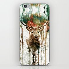 DEER IV iPhone & iPod Skin