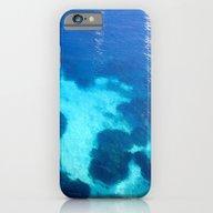 Forever Blue iPhone 6 Slim Case