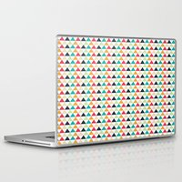 triangle Laptop & iPad Skins featuring triangle by Sébastien BOUVIER