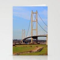 Humber Bridge Stationery Cards
