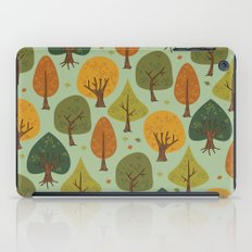 Autumn  Forest iPad Case