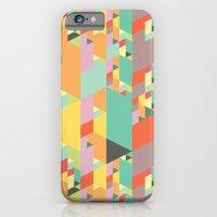 Pastel City iPhone 6 Slim Case