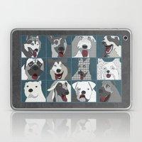 Dogs Vertical Laptop & iPad Skin
