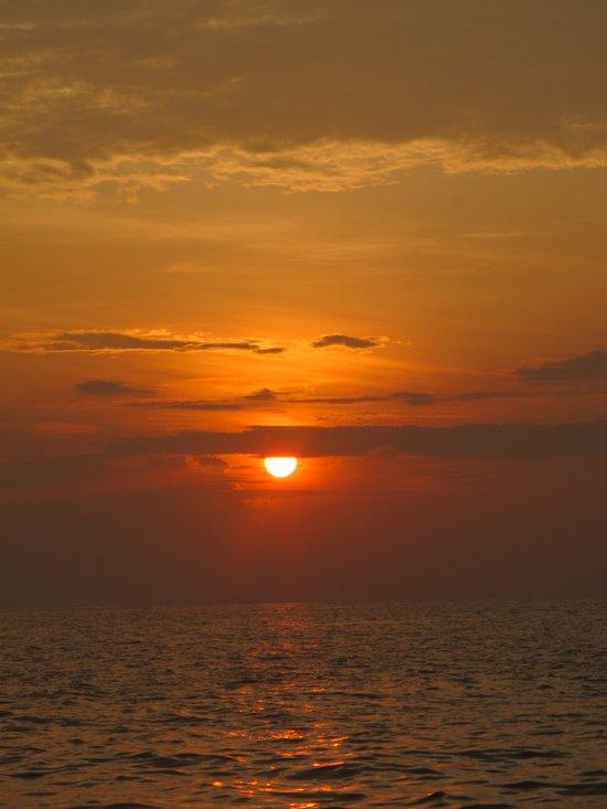 Sunset3 Canvas Print