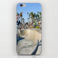 Venice Skate Park iPhone & iPod Skin