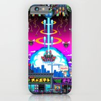 iPhone & iPod Case featuring FINAL BOSS - Variant version by Army of Trolls