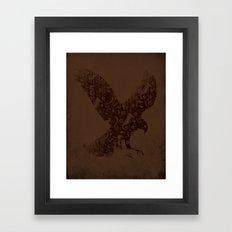 The National Bird Framed Art Print