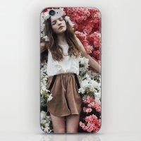 Emily in Reverie iPhone & iPod Skin