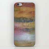 Color plate - rusty iPhone & iPod Skin