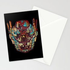 Optimus Grime Stationery Cards