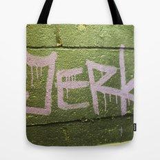 Jerk Tote Bag