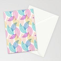 Leafy. Stationery Cards