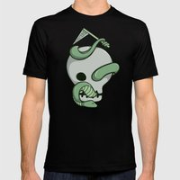 Go Deatheaters Mens Fitted Tee Black SMALL