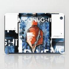 MOONLIGHT DIVE iPad Case