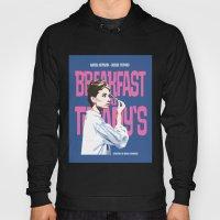 Breakfast at Tiffany's Movie Poster Hoody
