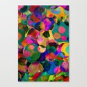 Rainbow Spot Canvas Print