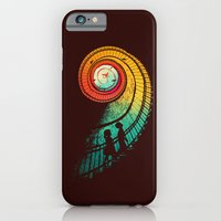 iPhone Cases featuring Journey of a thousand miles by Budi Kwan