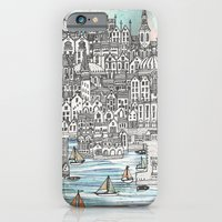 iPhone & iPod Case featuring Opal by David Fleck