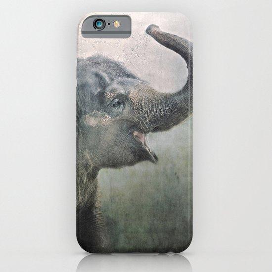 Happy Elephant! iPhone & iPod Case