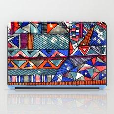 Tribal Texture iPad Case
