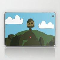 Laputa Castle In The Sky Laptop & iPad Skin