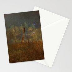 giraffe fantasy  Stationery Cards