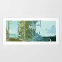 Pride of Place Art Print