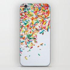 Sprinkles Party II iPhone & iPod Skin