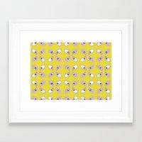 Paisley Pattern 2 Framed Art Print