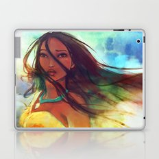 The Wind... Laptop & iPad Skin